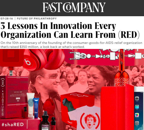 3 Lessons In Innovation Every Organization Can Learn From (RED)